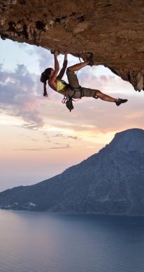 Cliffhanger Climber